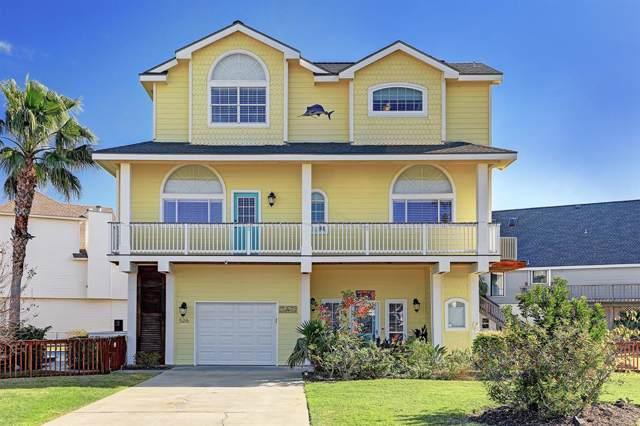 526 Paradise Drive, Tiki Island, TX 77554 (MLS #22364820) :: The Jennifer Wauhob Team