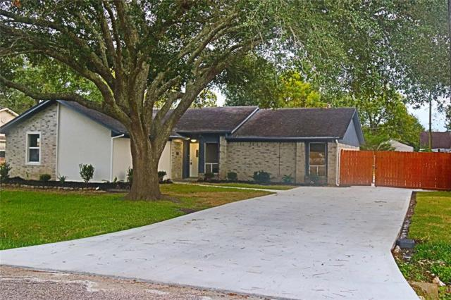 3512 Robinson Drive, Pearland, TX 77581 (MLS #22365425) :: Green Residential