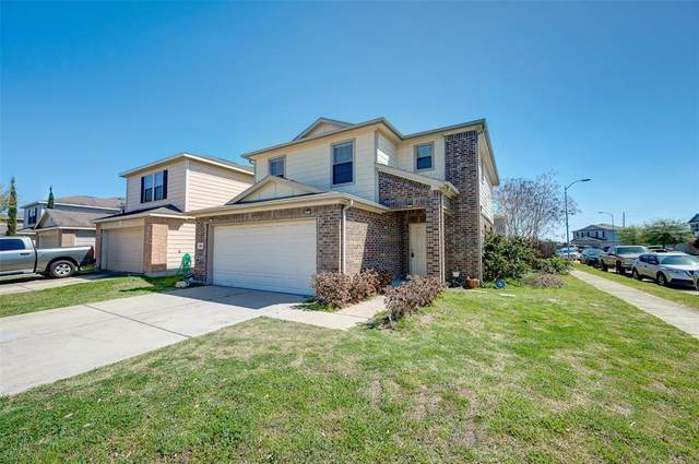 2606 Cyrus Hill Drive, Katy, TX 77449 (MLS #22366032) :: The Sansone Group