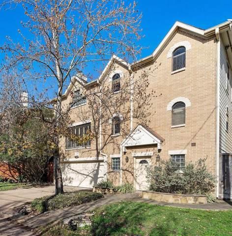 6308 Calder Street, Houston, TX 77007 (MLS #22373050) :: Texas Home Shop Realty