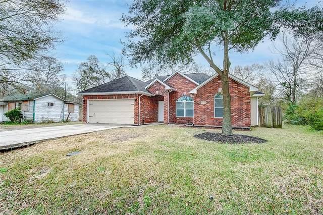 2433 Areba Street, Houston, TX 77091 (MLS #22374216) :: Ellison Real Estate Team