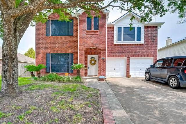 3503 Pebble Brook Dr, Pearland, TX 77584 (MLS #22387461) :: All Cities USA Realty