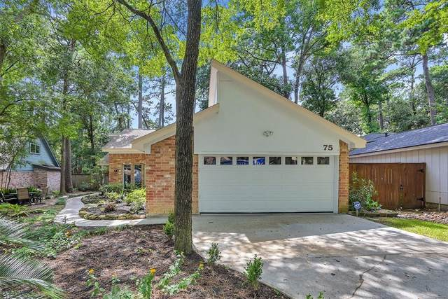 75 Woodhaven Wood Drive, Montgomery, TX 77380 (MLS #22396092) :: NewHomePrograms.com