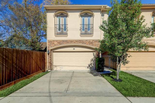 5618 Larkin Street C, Houston, TX 77007 (MLS #22396992) :: The Home Branch