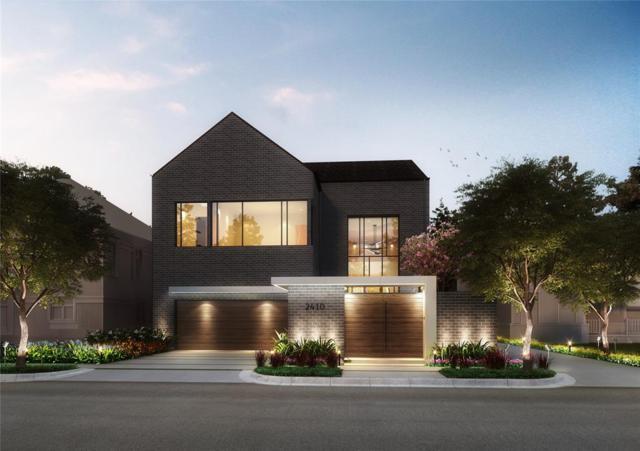 2410 Kingston Street, Houston, TX 77019 (MLS #2239733) :: Texas Home Shop Realty