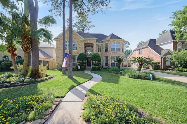 8815 Kilrenny Drive, Spring, TX 77379 (MLS #22398043) :: Ellison Real Estate Team