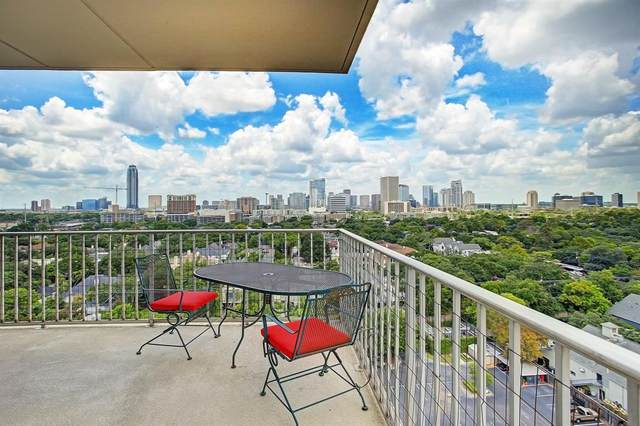 2200 Willowick Road 12D, Houston, TX 77027 (MLS #22402339) :: The Bly Team