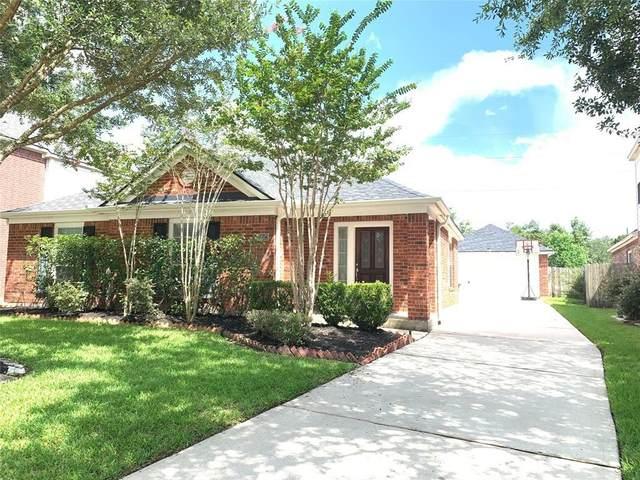 21523 Grand Hollow Lane, Katy, TX 77450 (MLS #22411236) :: The Sansone Group