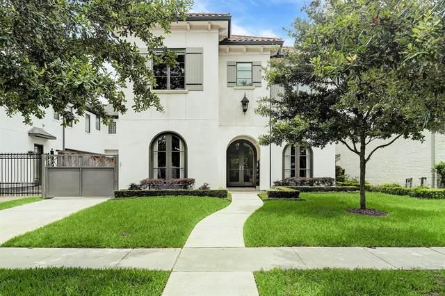 3028 Robinhood Street, West University Place, TX 77005 (MLS #22412141) :: Keller Williams Realty