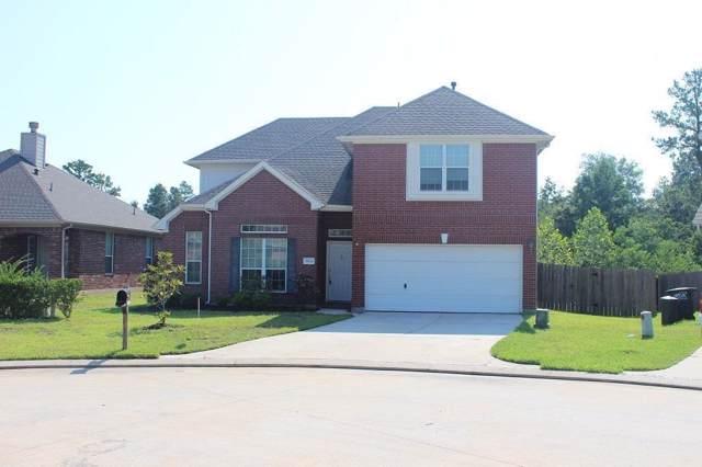 38106 E Sulphur Creek Drive, Magnolia, TX 77355 (MLS #22417173) :: The Jill Smith Team