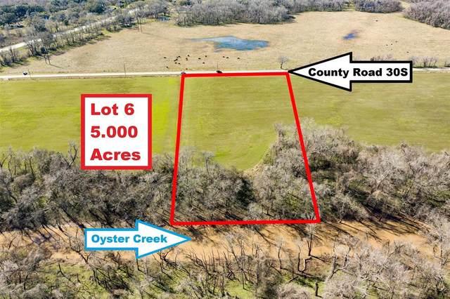 Lot 6 County Road 30S, Angleton, TX 77515 (MLS #2241881) :: Ellison Real Estate Team