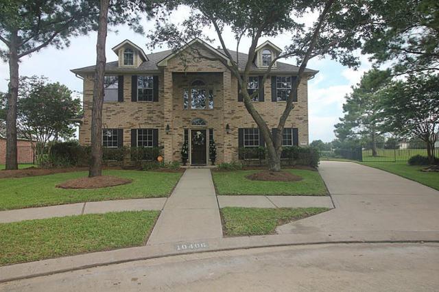 10406 Canterra Court, Houston, TX 77095 (MLS #22425674) :: Team Parodi at Realty Associates