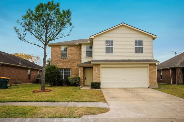3210 Adams Street, Pearland, TX 77584 (MLS #2242943) :: Oscar Fine Properties