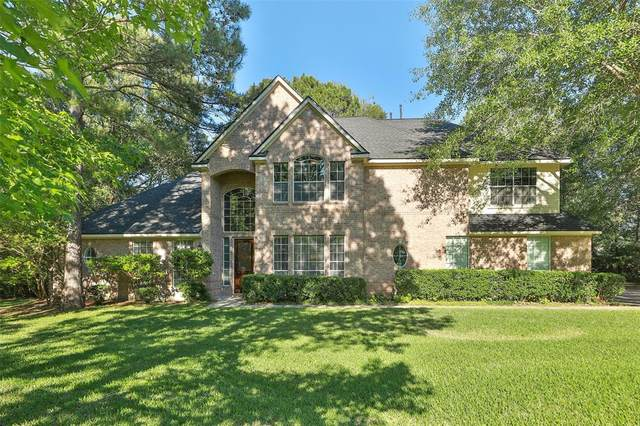 2207 Timberway Court, Magnolia, TX 77355 (MLS #22440341) :: The Heyl Group at Keller Williams