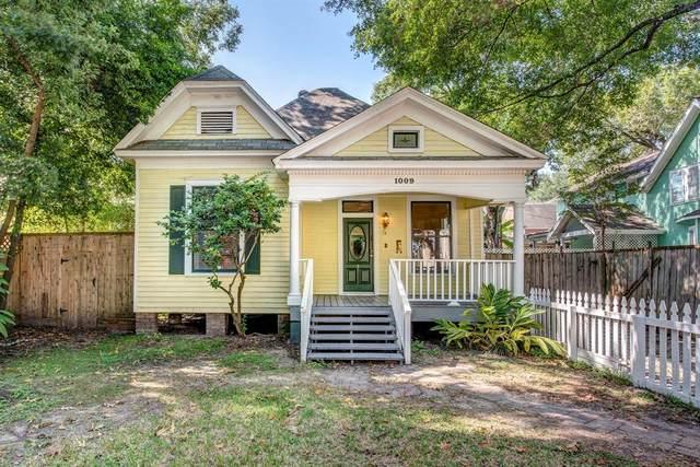 1009 Harvard Street, Houston, TX 77008 (MLS #22443718) :: Michele Harmon Team