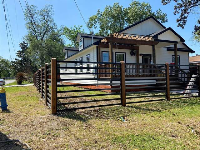 4701 Cochran Street, Houston, TX 77009 (MLS #22449055) :: Connell Team with Better Homes and Gardens, Gary Greene