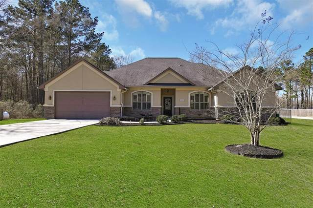 17022 Salado Drive, Splendora, TX 77372 (MLS #22453690) :: The Heyl Group at Keller Williams