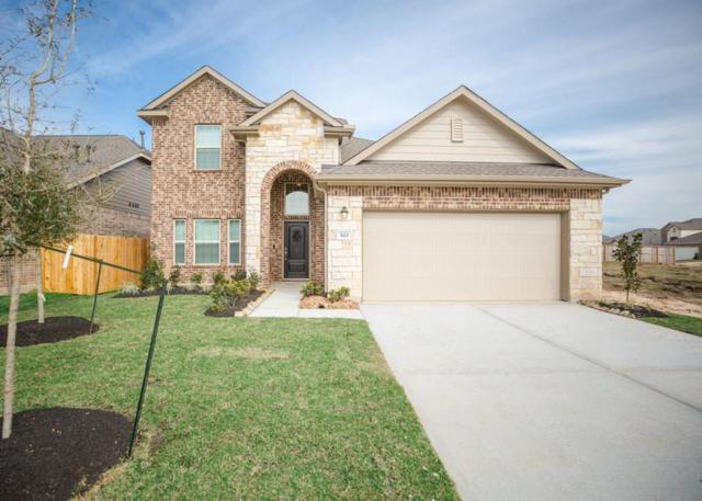 623 Liberty Pines Lane, La Marque, TX 77568 (MLS #22470325) :: The Home Branch