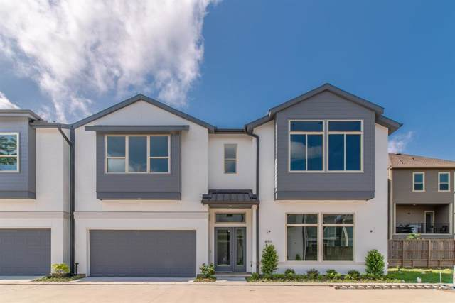 8911 Spring Knoll Forest Drive, Houston, TX 77080 (MLS #22472311) :: The Queen Team