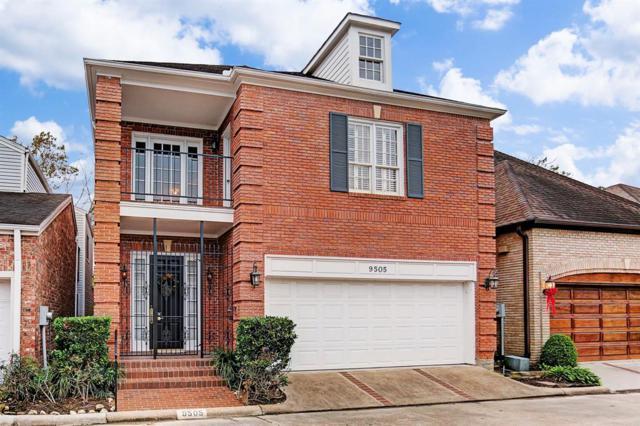 9505 Bayou Brook Street, Houston, TX 77063 (MLS #22488220) :: Giorgi Real Estate Group