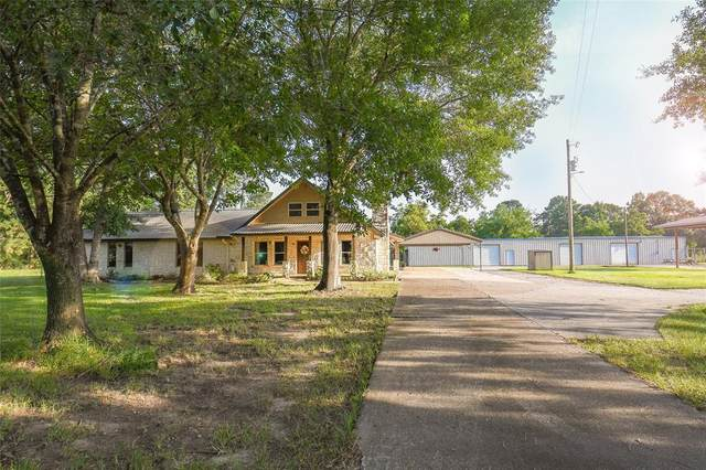 17727 Fm 787 Road W, Cleveland, TX 77327 (MLS #22488455) :: The Bly Team
