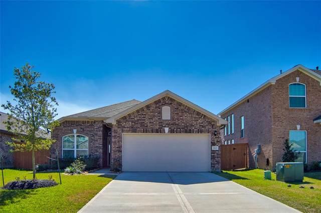 12621 S Shore Drive, Texas City, TX 77568 (MLS #22490371) :: The Sansone Group