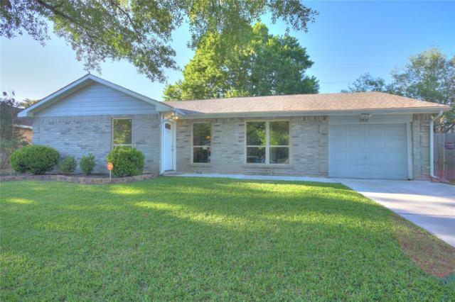 2811 N Brompton Drive, Pearland, TX 77584 (MLS #22503778) :: Fanticular Real Estate, LLC