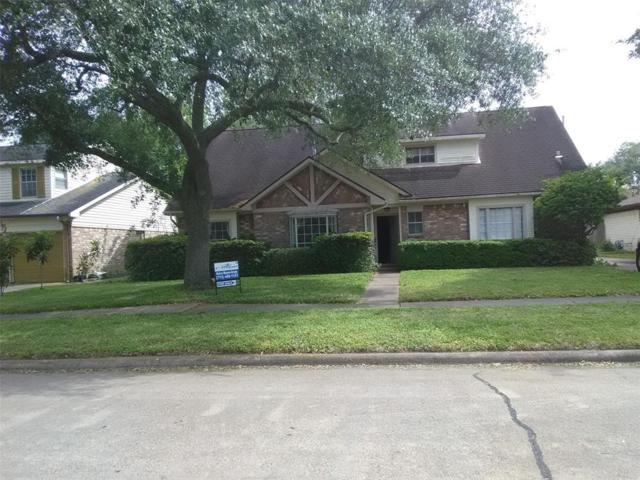 9319 Meaux Drive, Houston, TX 77031 (MLS #22505188) :: Team Parodi at Realty Associates