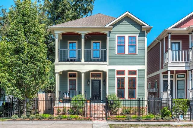 609 E 27th Street, Houston, TX 77008 (MLS #22506555) :: Texas Home Shop Realty