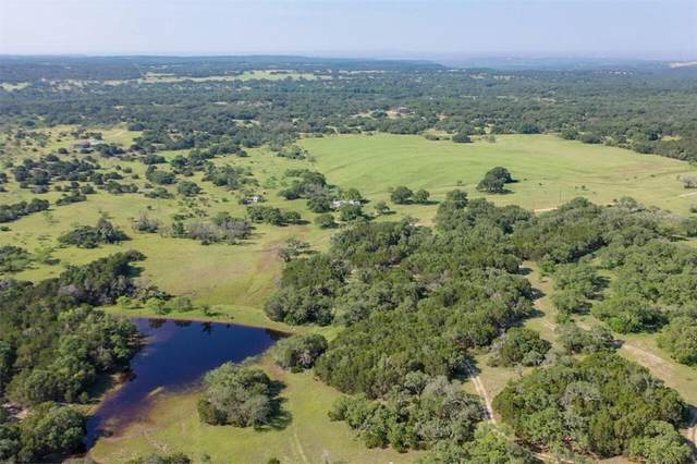 5725 County Road 340, Burnet, TX 78611 (#22514781) :: ORO Realty