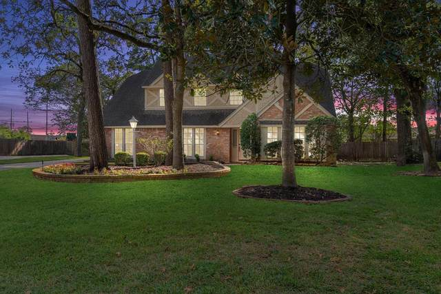 16803 Memorial Oaks Lane, Spring, TX 77379 (MLS #22546304) :: The Freund Group