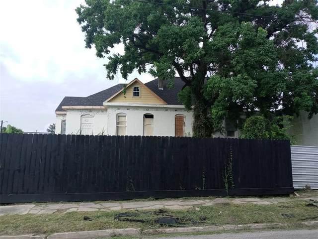 3805 Wilmer Street, Houston, TX 77003 (MLS #22556803) :: The Property Guys