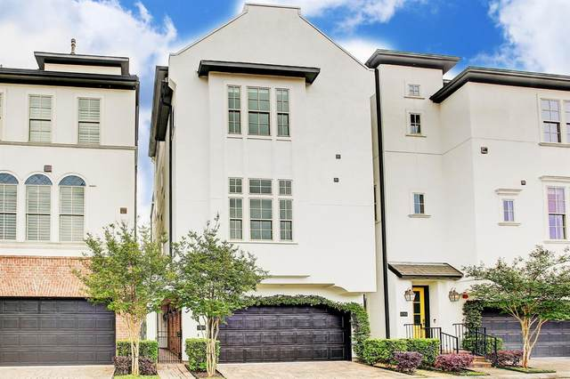 5709 Arabelle Crest St, Houston, TX 77007 (MLS #22565072) :: The SOLD by George Team