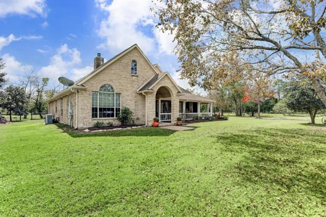 2138 County Road 57, Rosharon, TX 77583 (MLS #22577996) :: Texas Home Shop Realty