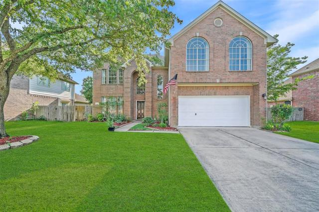 2606 Sunfish Drive, Pearland, TX 77584 (MLS #22579819) :: Texas Home Shop Realty