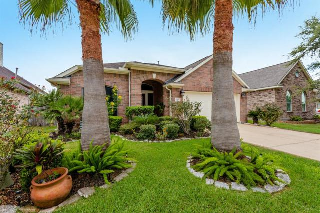 309 Marina Oaks Court, Kemah, TX 77565 (MLS #22585630) :: The SOLD by George Team