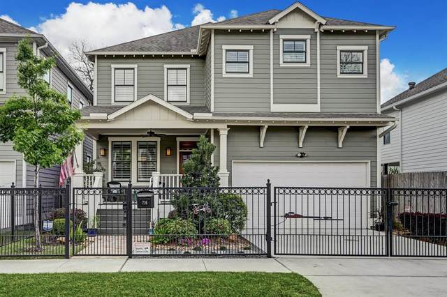 716 E 26th Street, Houston, TX 77009 (MLS #22587383) :: Giorgi Real Estate Group