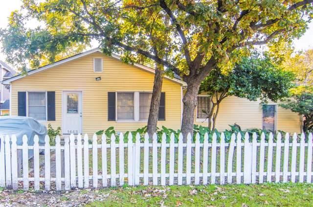 1443 Blair Street, Houston, TX 77008 (MLS #22596521) :: Green Residential