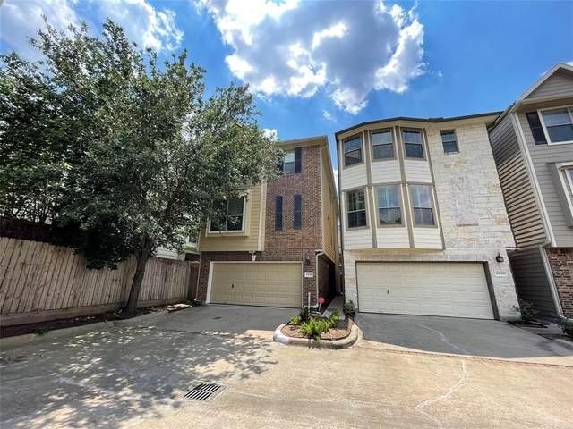 5311 Feagan Street E, Houston, TX 77007 (MLS #22602371) :: The SOLD by George Team
