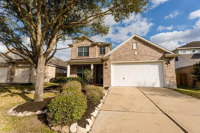 5402 Persimmon Pass, Richmond, TX 77407 (MLS #22605027) :: The Property Guys