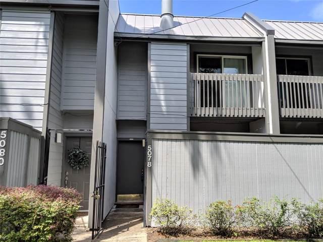 5078 Glenmont Drive, Houston, TX 77081 (MLS #22607572) :: Texas Home Shop Realty