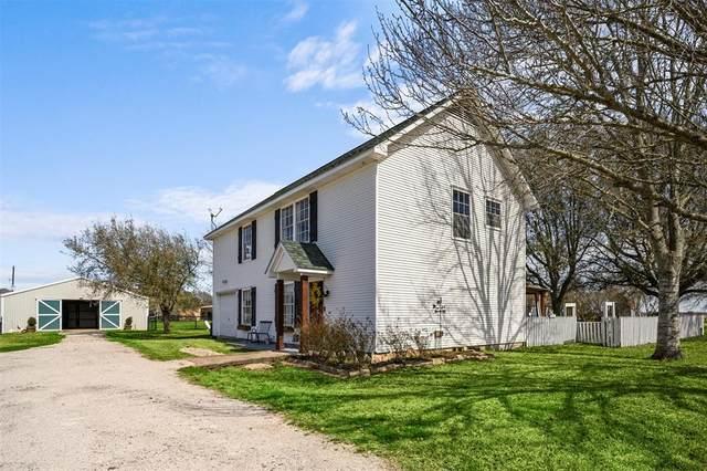 2411 Engeling Road, Rosenberg, TX 77471 (MLS #22617214) :: Bray Real Estate Group