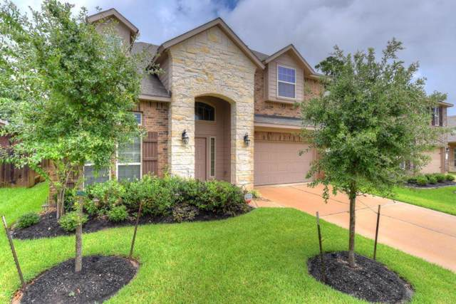 8722 Adrienne Drive, Tomball, TX 77375 (MLS #22618478) :: The Home Branch