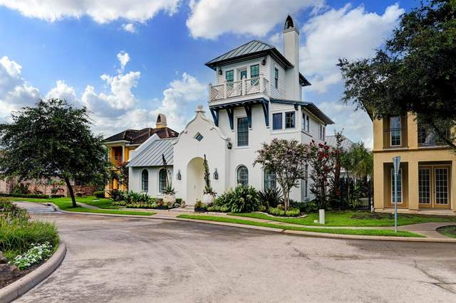 705 Harborside Way, Kemah, TX 77565 (MLS #22618593) :: The SOLD by George Team