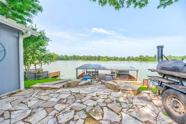 1520 E Taylor Lake Circle Circle, Livingston, TX 77351 (MLS #22628200) :: The SOLD by George Team