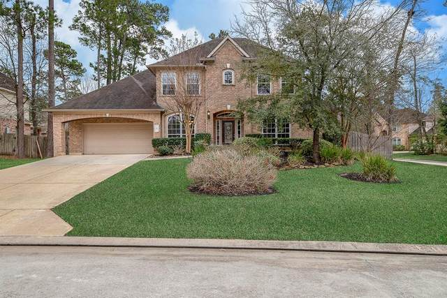 2 Barlow Court, The Woodlands, TX 77382 (MLS #22635672) :: The Home Branch