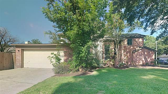 12303 Hamsfield Court, Tomball, TX 77377 (MLS #22637126) :: The Bly Team