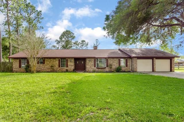 14313 Pine Street, Santa Fe, TX 77517 (MLS #22641435) :: The SOLD by George Team