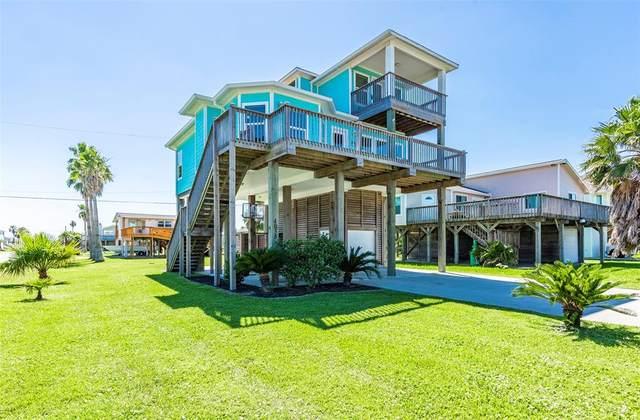 4038 San Jacinto Drive, Galveston, TX 77554 (MLS #22656439) :: Len Clark Real Estate