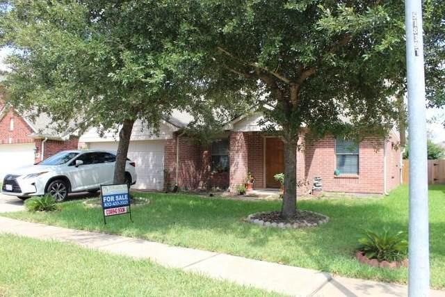 9511 Jowett Place Place, Sugar Land, TX 77498 (MLS #22664075) :: The Jennifer Wauhob Team